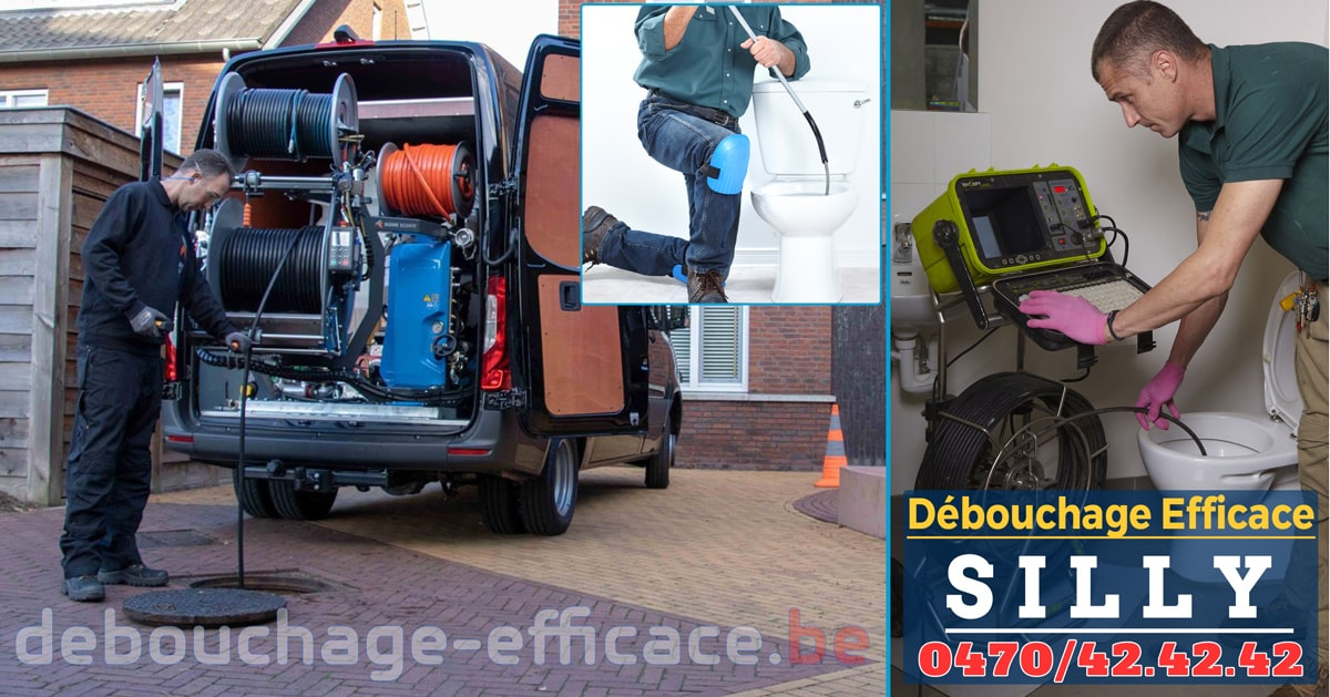 Débouchage Silly Efficace Service 24h/24